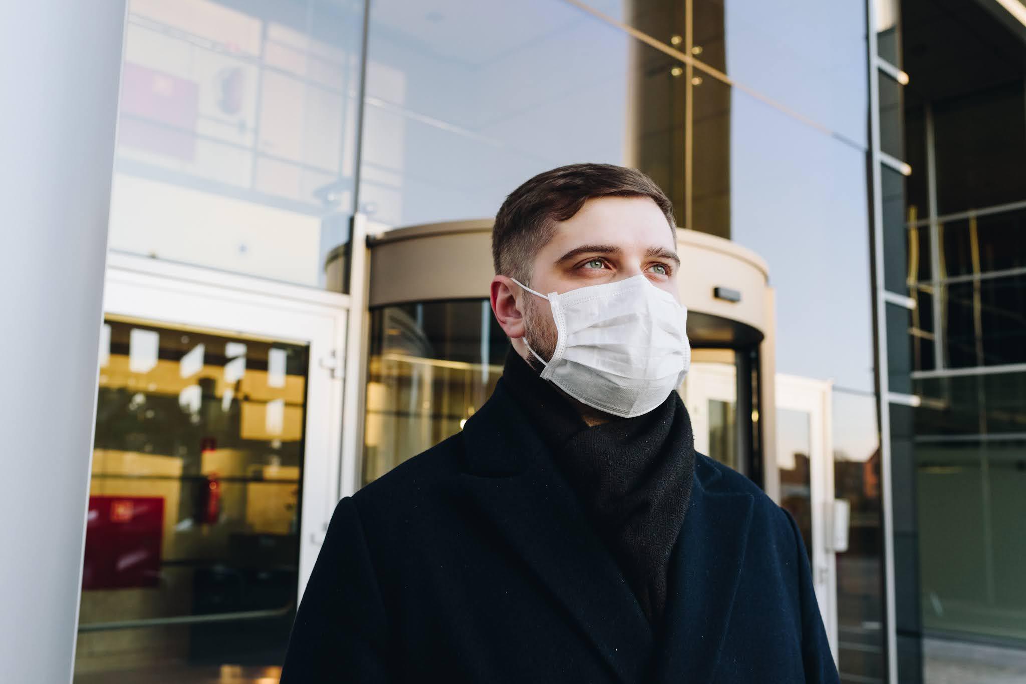 كيف احمي نفسي من الوباء