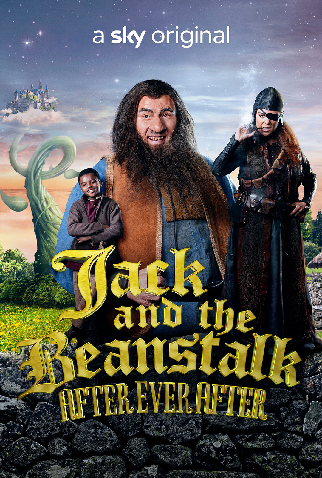 Jack and the Beanstalk: After Ever After 2020