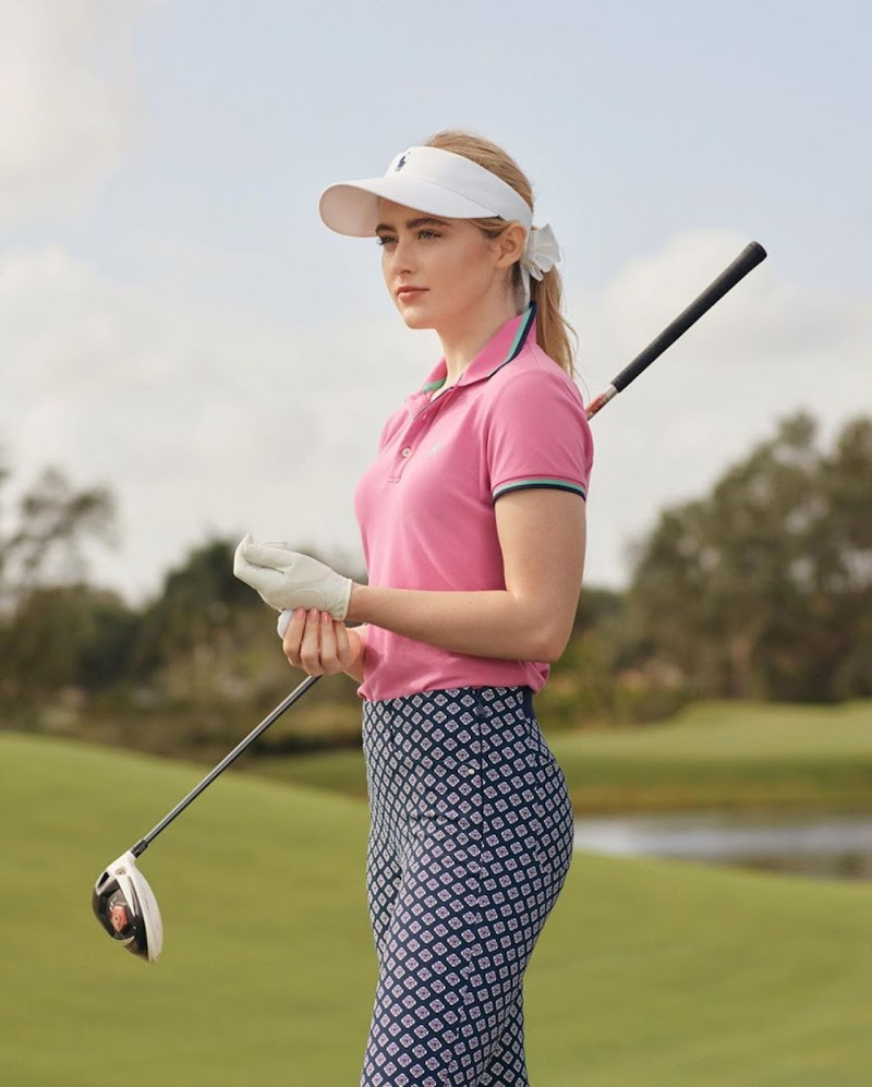 Kathryn Newton – Ralph Lauren Women's Golf Brand 2020 | Celebrity Photos Daily