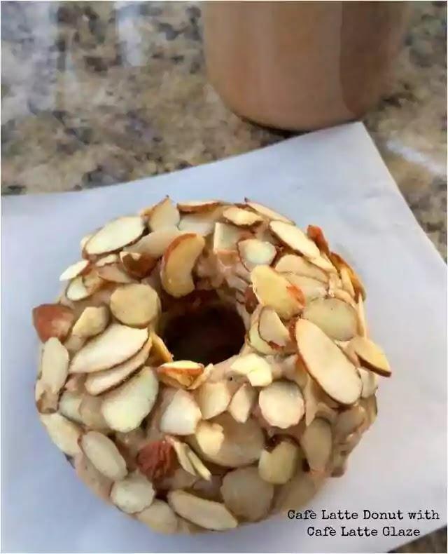 Café Latte Donuts