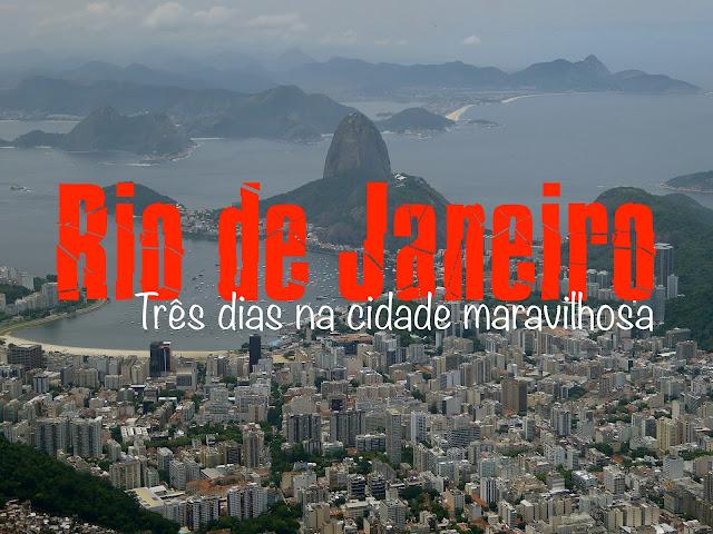O que visitar no Rio de Janeiro, Brasil