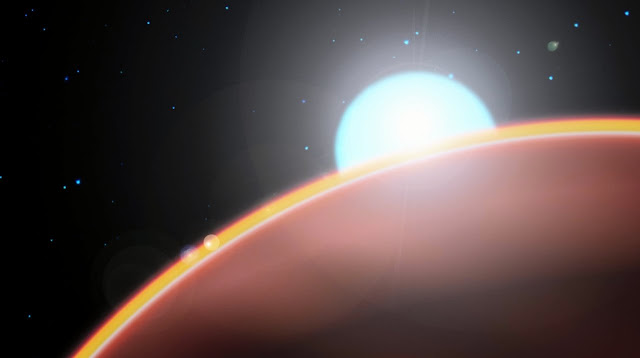How stratospheric life is teaching us about the possibility of extreme life on other worlds