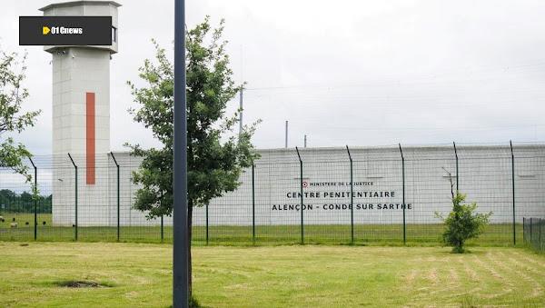 [DIRECT-VIDEO] Orne : prise d'otages en cours à la prison de Condé-sur-Sarthe, un gardien blessé «une surveillante libérée, le Raid sur place»
