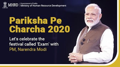 """PM Narendra Modi to interact with students, teachers and parents at """"Pariksha Pe Charcha 2020"""" Today"""