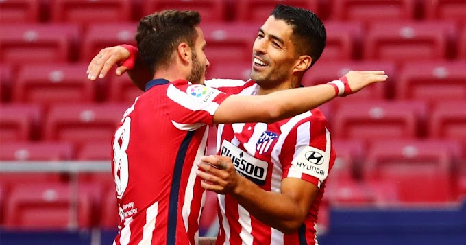 Ex Barcelona striker Luis Suarez scores a brace and registers assist on Atletico Madrid debut