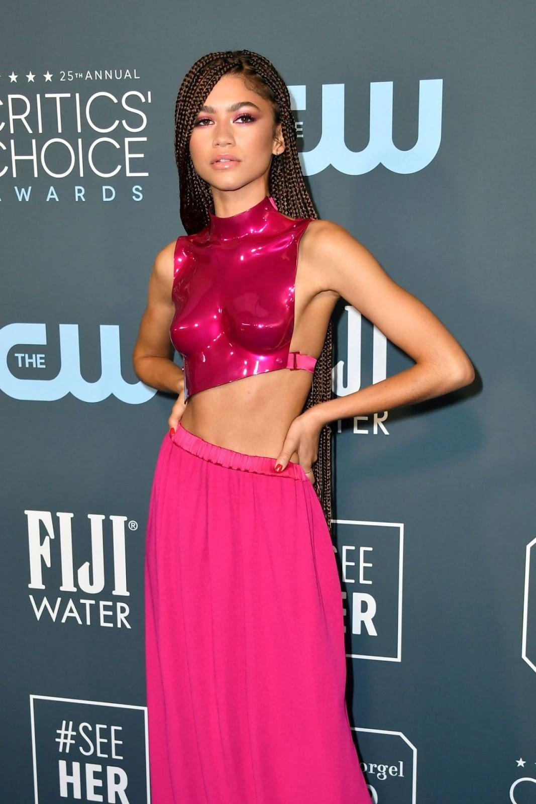 Zendaya Coleman – 25th Annual Critics' Choice Awards in Santa Monica