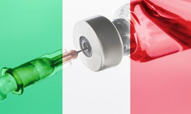 """كوفيد: إيطاليابداية """"حملة تلقيح واسعة وشاملة غير مسبوقة"""" في نهاية يناير"""
