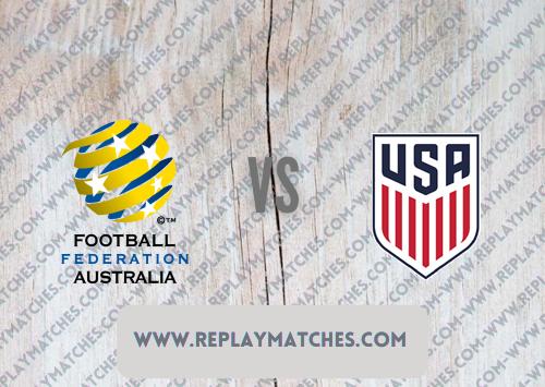 Australia vs United States -Highlights 05 August 2021