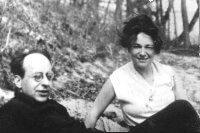 Fritz & Lore Perls parc berlin 1930 gestalt psihoterapie