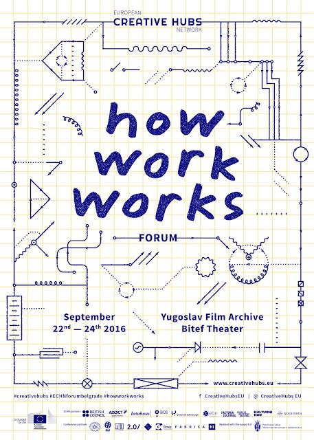 """Nova Iskra najavljuje trodnevnu međunarodnu konferenciju """"How Work Works"""""""