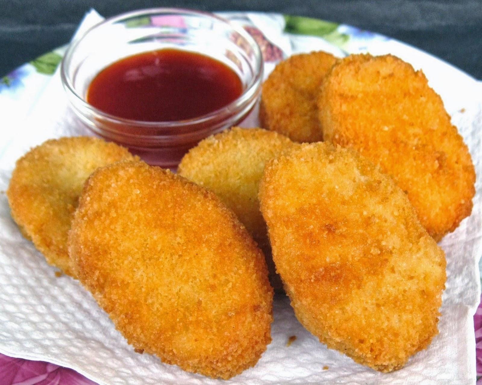 Resep Membuat Nugget Ayam/Chicken Nuggets Lezat Dan Spesial