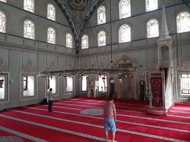 İzzet Mehmet Paşa Camii - Safranbolu, Karabük