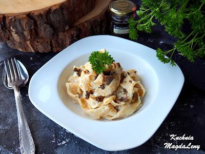 Domowy makaron w stylu włoskim