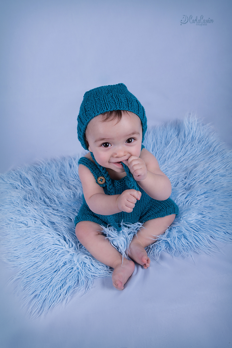 Carla caseiro fotografia martim 6 meses - Bebe de 6 meses ...