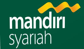 Lowongan Kerja di PT Bank Mandiri Syariah, Februari 2017