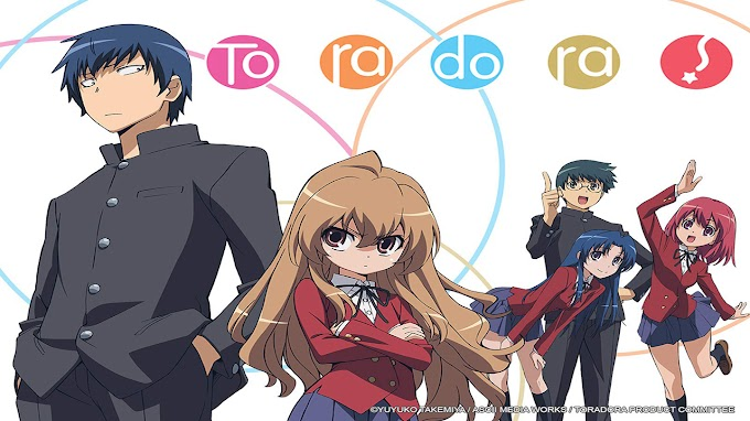 AnimeTopic 018 - Toradora!