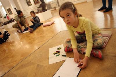 безплатни ателиета по рисуване за деца в софия