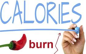 الفلفل الحريف يساعد على حرق السعرات الحرارية