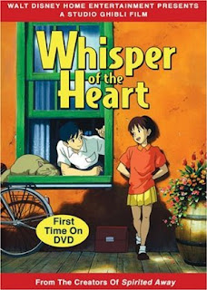 Susurros del corazón(耳をすませば Mimi wo sumaseba)