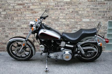 Harley Davidson Low Rider FXS 1200cc ShovelHead 1979