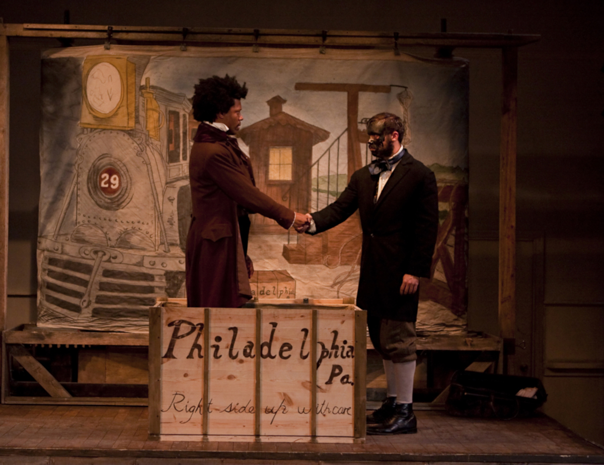 Henry Box Brown Play Bringing Unity And Community