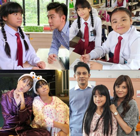 drama baru adaptasi nove, sinopsis drama tolong sempurnakan cerita mami