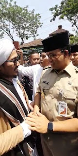 Gubernur DKI Anis Baswedan Hadiri HSN 2019 dan Pengukuhan Laskar RI 1.