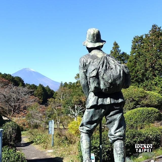 【秩父宮記念公園】天皇弟弟的別墅變身大公園 遠眺富士山美景