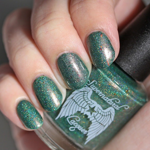 Supernatural Lacquer The Call