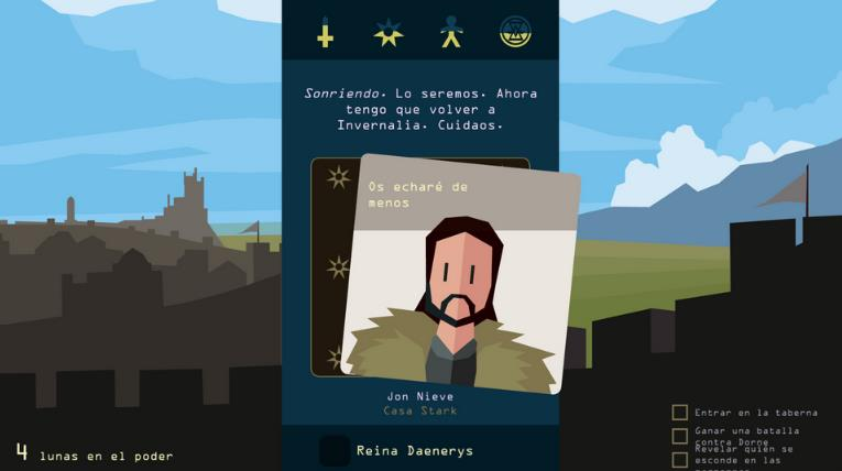 Reigns Game of Thrones PC Full Español