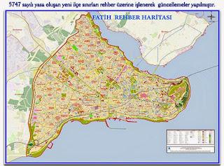Image result for fatih haritası