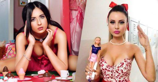 Gastó 100 mil dólares para parecer una exuberante Barbie