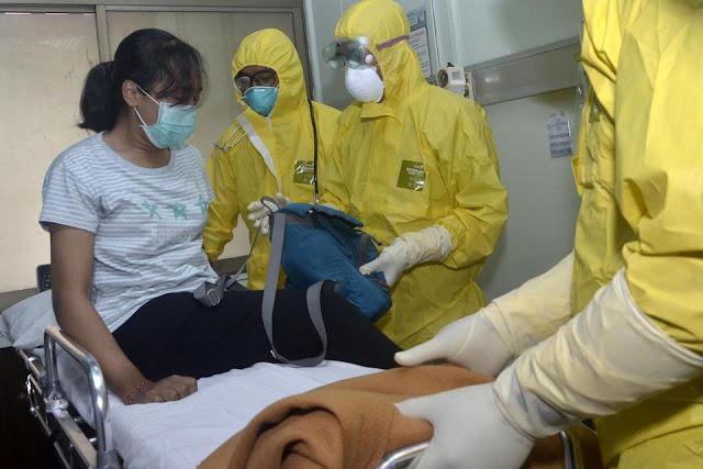 3 Hari Terakhir, Pasien Corona di Indonesia yang Sembuh Lebih Banyak Dari Meninggal