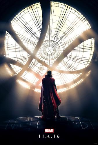 ตัวอย่างหนังใหม่ : Doctor Strange (ด็อกเตอร์ สเตรนจ์) ซับไทย poster1