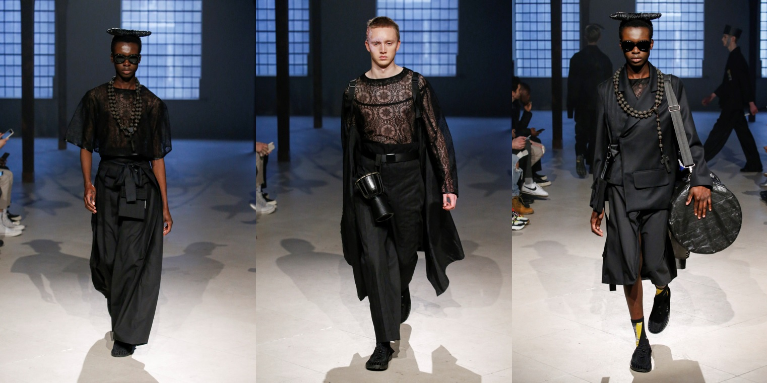 Oh By The Way Beauty Clothing Misc London Fashion Week Men S