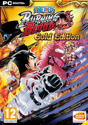 Cover One Piece: Burning Blood – GOLD EDITION PC