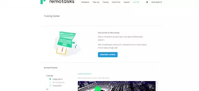 موقع  RemoTasks