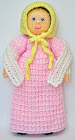 Georgian Doll Knitting Pattern