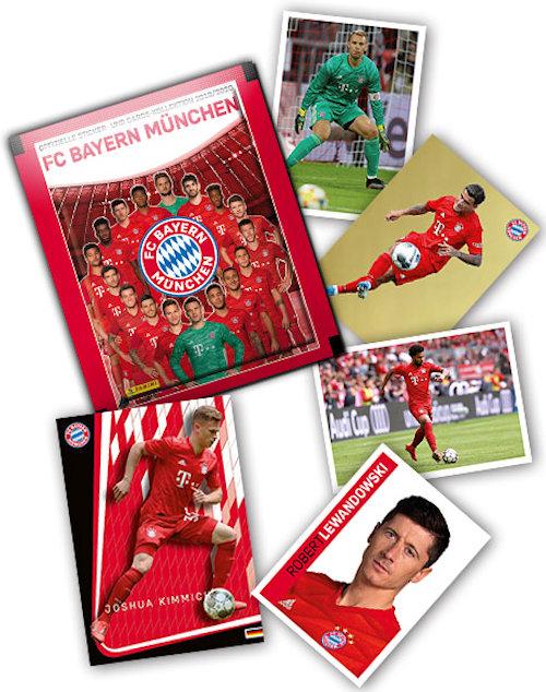 Panini FC Bayern München 2019//20 Sticker 18 Manuel Neuer