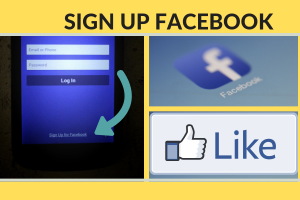 New Id Facebook Sign Up