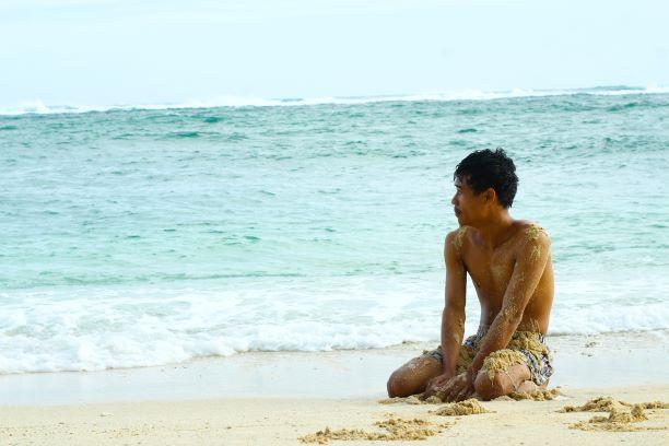 pantai laguna kaur