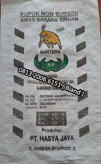 Pupuk SP Banteng Hasya Jaya
