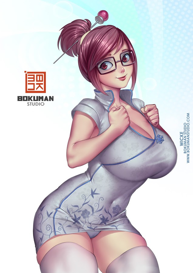 hot photo of mei