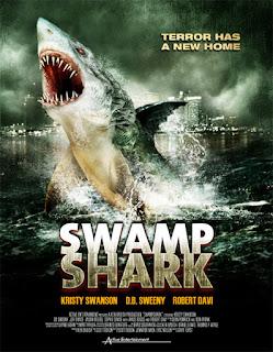 Swamp Shark (2011) โคตรฉลามบึงนรก