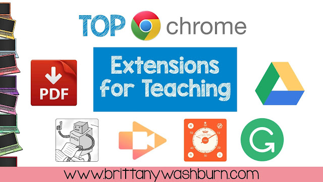 Chrome extensions make you a better teacher.  Anytime you can be more efficient; it makes you better at your job. There are 100's of extensions added to the Web Store every day.