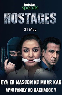 Hostages Season 1 Complete Hindi 720p HDRip Download