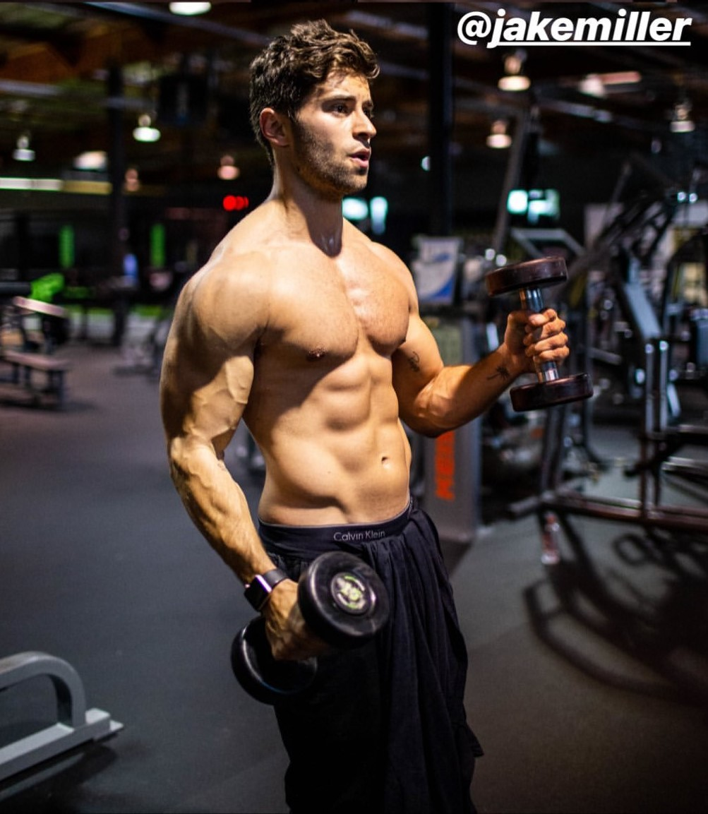 Jake Miller Shirtless (14 Photos) - The Male Fappening