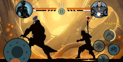 Shadow fight cheat terbaru