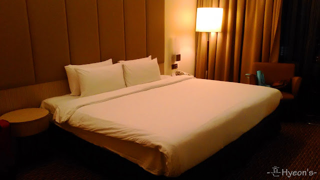 deluxe super king room sunway hotel georgetown