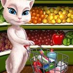 لعبة أنجيلا التسوق العظيم